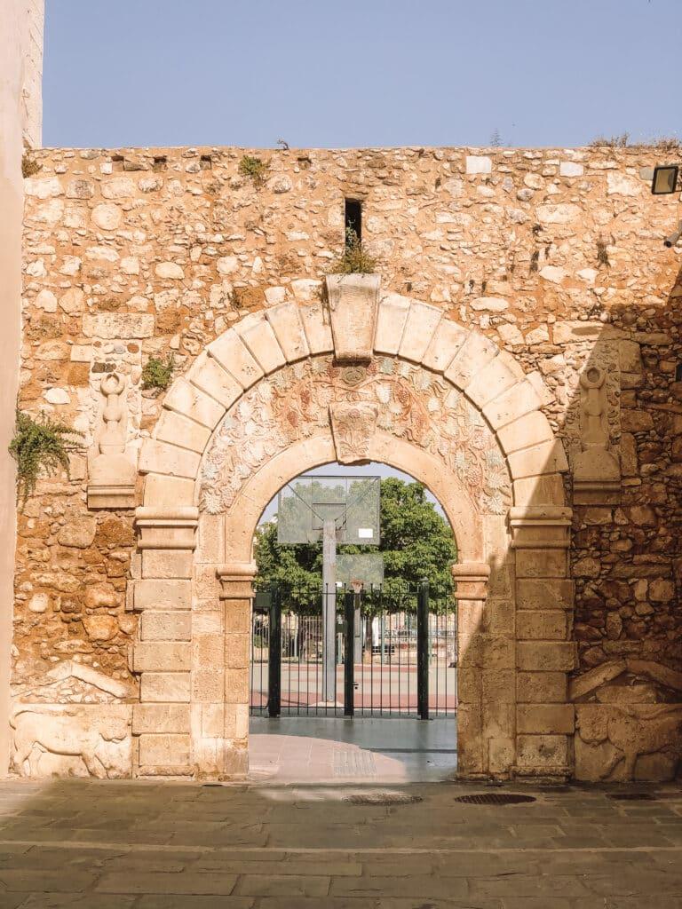 REthymno zweites Stadttor