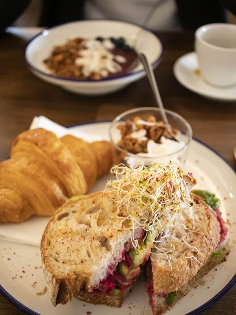 Oslo Frühstückstipps von PASSENGER X Cafe Liebling