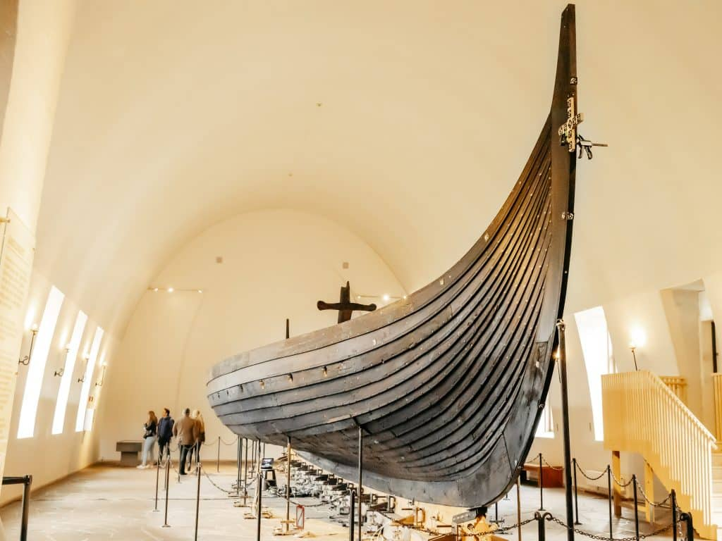Age of the Vikings Museum Oslo