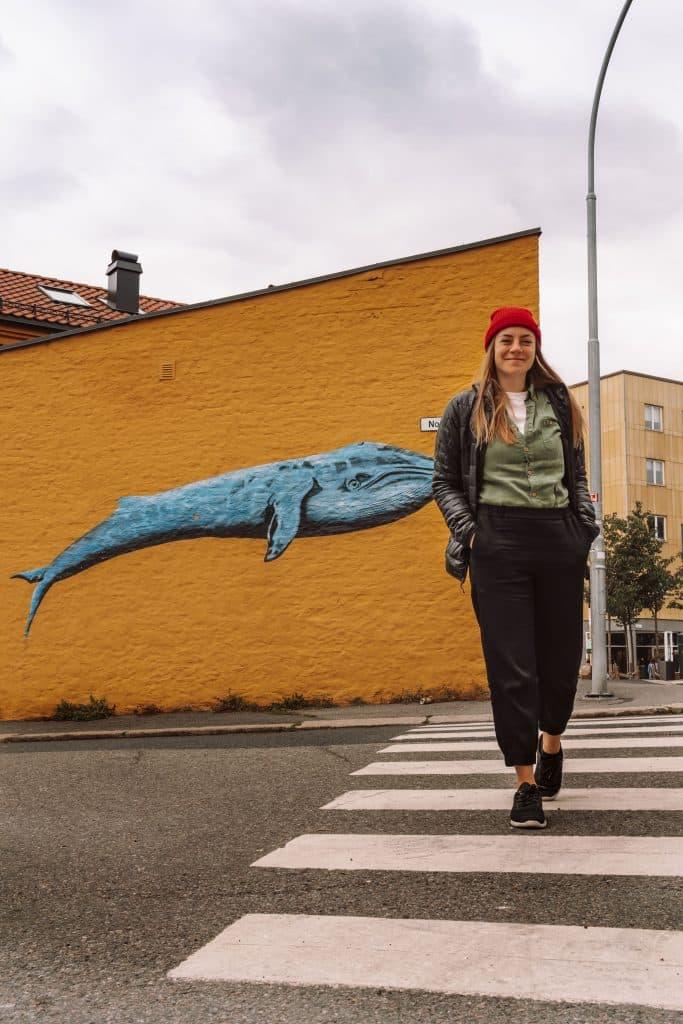 Oslo Insidertipp Bunte Straße in Oslo: Normanssgata