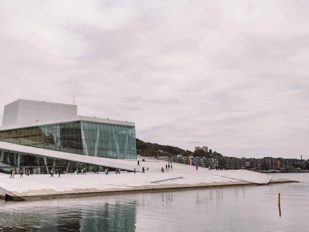 Oslo Architekturtipp: Osloer Oper