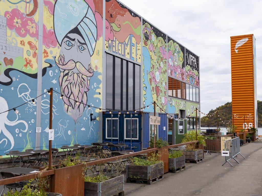 Oslo Tipps: Food Market Vippa