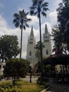 Ecuador Rundreise Guayaquil. Kathedrale-von-Guayaquil