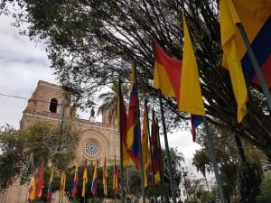 Sehenswürdigkeiten Ecuador Reise Cuenca Neue-Kathedrale