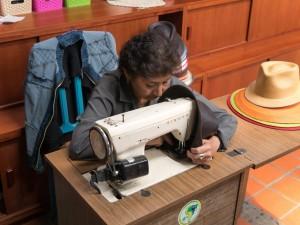Ecuador Sehenswürdigkeiten- Cuenca Panamahutmuseum