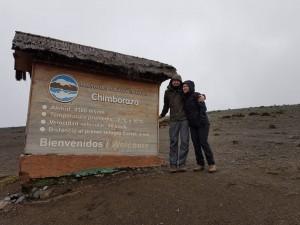 Sehenswürdigkeiten Ecuador Reise _Chimborazo