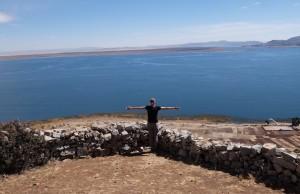 PASSENGER X Sabbatical Interview mit Sandra Lake Titicaca Peru