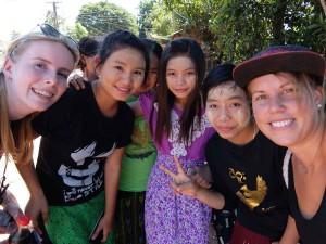 PASSENGER X Sabbatical Interview mit Sandra Myanmar CircleTrain Yangon