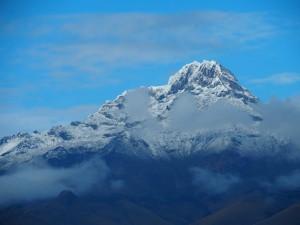 Sabbatical Tipps Ecuador Chimborazo