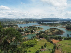 Sabbatical Tipps Kolumbien Guatape