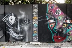 15 Tipps für drei großartige Tage in Sao Paulo (Brasilien)Beco de Batman
