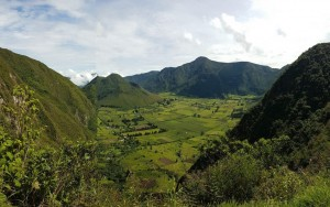 Sehenswürdigkeiten Ecuador Reise Ventanillas