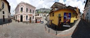 Sehenswürdigkeiten Ecuador Reise La-Ronda