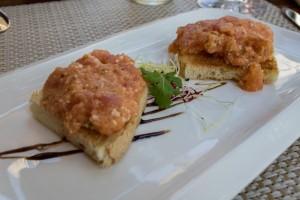 Zadar Reise, Restaurant Bruschetta und Café Coffee & Cake PASSENGER X