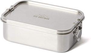 Auslaufsichere ECO Brotbox mit Trennsteg*