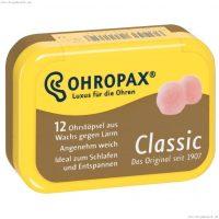 Ohropax – das Must Have für Übernachtungen in Hostels