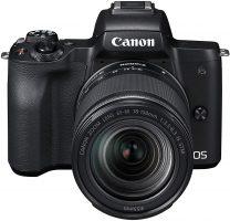Canon M50 – die Kleine für Foto und Film