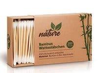 Bambus Wattestäbchen